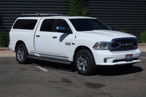 2017 RAM Ram Pickup 1500 for sale at Sun Valley Auto Sales in Hailey ID