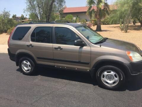 2004 Honda CR-V for sale at FAMILY AUTO SALES in Sun City AZ