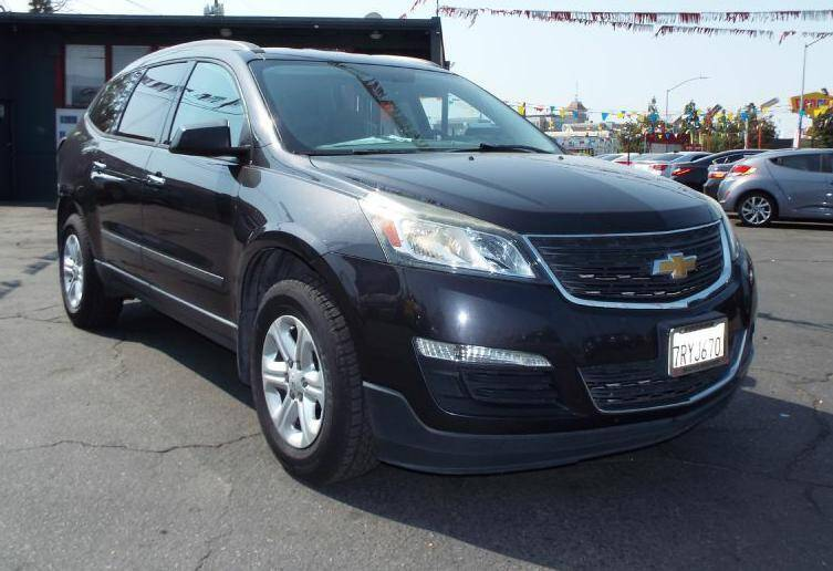 2016 Chevrolet Traverse for sale at 559 Motors in Fresno CA