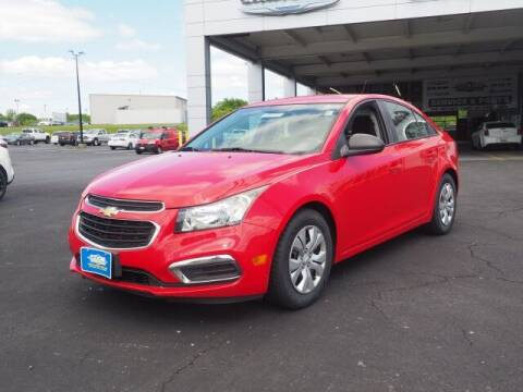 2015 Chevrolet Cruze for sale at Ron's Automotive in Manchester MD