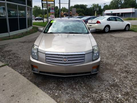 2004 Cadillac CTS for sale at Fansy Cars in Mount Morris MI