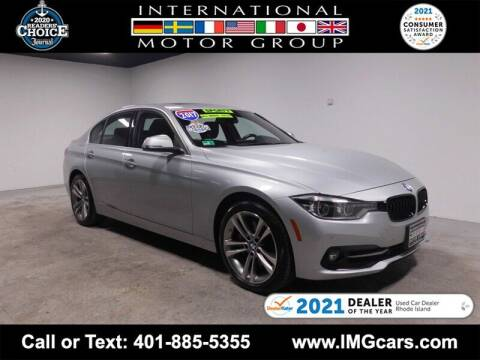 2017 BMW 3 Series for sale at International Motor Group in Warwick RI