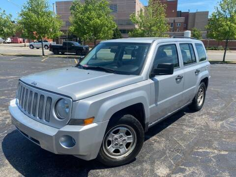 2009 Jeep Patriot for sale at Your Car Source in Kenosha WI