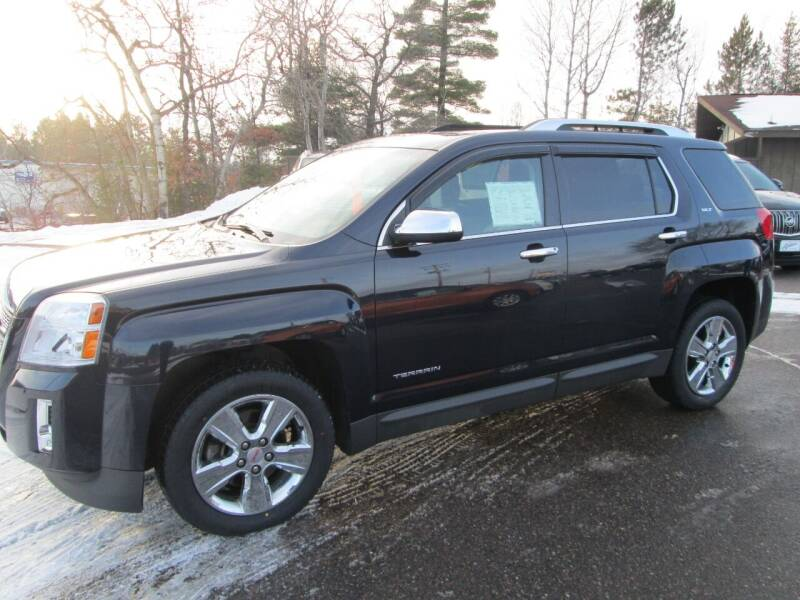 2015 GMC Terrain for sale at The AUTOHAUS LLC in Tomahawk WI