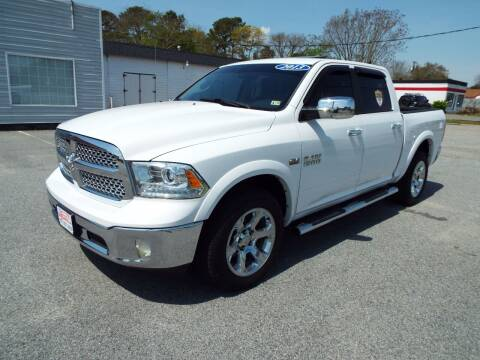 2013 RAM Ram Pickup 1500 for sale at USA 1 Autos in Smithfield VA