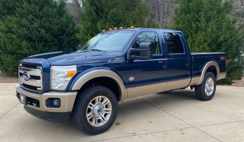 2013 Ford F-250 Super Duty for sale at Noel Daniels Motor Company in Brandon MS