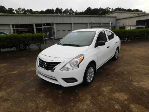 2015 Nissan Versa for sale at Paniagua Auto Mall in Dalton GA