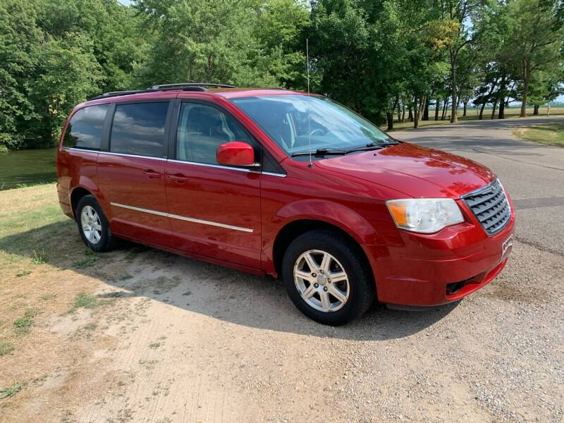 2010 Chrysler Town and Country for sale at BROTHERS AUTO SALES in Hampton IA