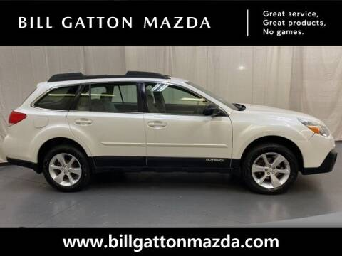 2014 Subaru Outback for sale at Bill Gatton Used Cars - BILL GATTON ACURA MAZDA in Johnson City TN