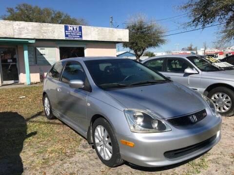 2005 Honda Civic for sale at NETWORK TRANSPORTATION INC in Jacksonville FL