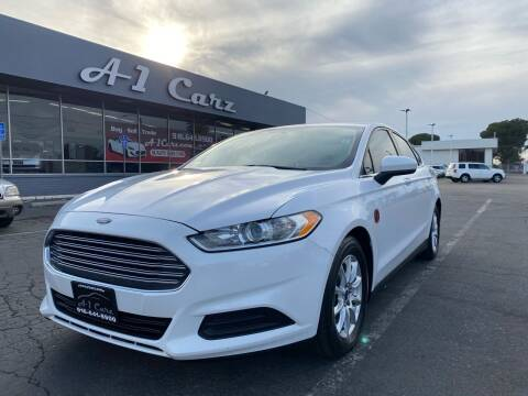 2015 Ford Fusion for sale at A1 Carz, Inc in Sacramento CA