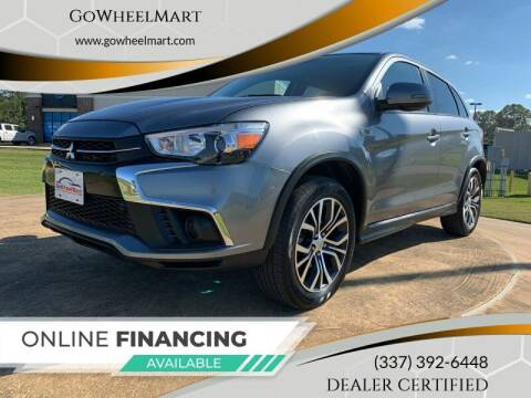 2019 Mitsubishi Outlander Sport for sale at GOWHEELMART in Available In LA