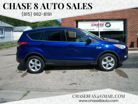 2013 Ford Escape for sale at Chase 8 Auto Sales in Loves Park IL