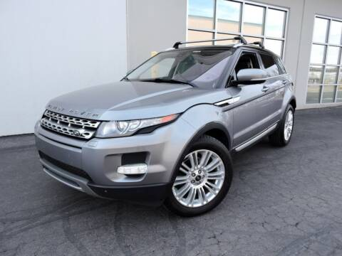 2013 Land Rover Range Rover Evoque for sale at PK MOTORS GROUP in Las Vegas NV