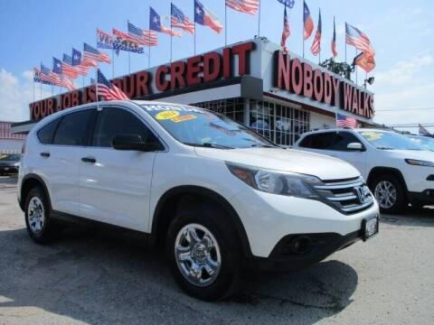 2014 Honda CR-V for sale at Giant Auto Mart 2 in Houston TX