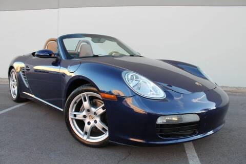 2005 Porsche Boxster for sale at Insight Motors in Tempe AZ