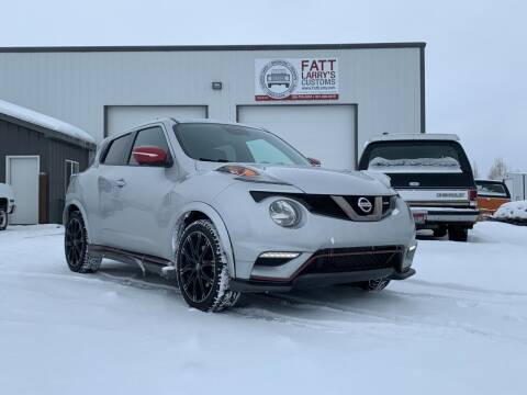 2015 Nissan JUKE for sale at Fatt Larry's Customs in Sugar City ID