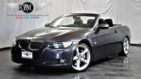 2008 BMW 3 Series for sale at ZONE MOTORS in Addison IL
