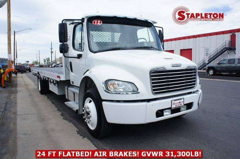 2012 Freightliner M2 106 for sale at STAPLETON MOTORS in Commerce City CO