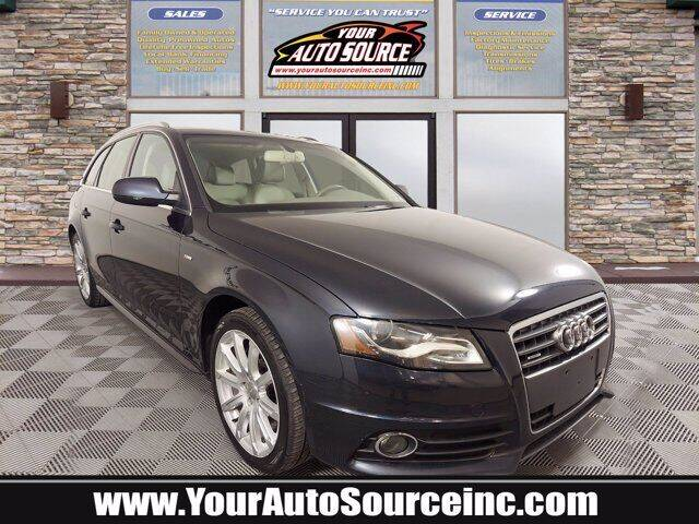 2012 Audi A4 for sale at Your Auto Source in York PA