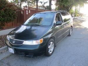 2000 Honda Odyssey for sale at Inspec Auto in San Jose CA