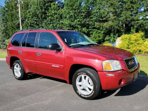 2004 GMC Envoy for sale at Money Man Pawn (Auto Division) in Black Diamond WA