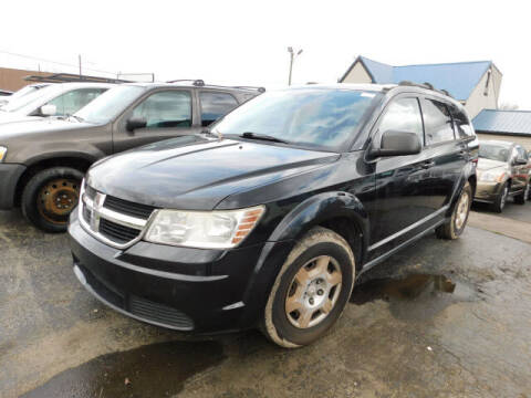 2010 Dodge Journey for sale at WOOD MOTOR COMPANY in Madison TN