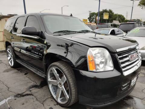 2008 GMC Yukon for sale at Crown Auto Inc in South Gate CA