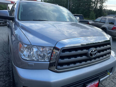 2017 Toyota Sequoia for sale at FLORIS AUTO SALES in Anchorage AK