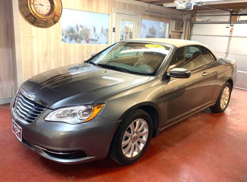 2013 Chrysler 200 Convertible for sale at Exotic Motors 4 Less in Chesapeake VA