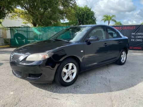 2005 Mazda MAZDA3 for sale at Florida Automobile Outlet in Miami FL