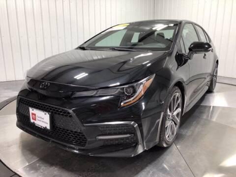 2021 Toyota Corolla for sale at HILAND TOYOTA in Moline IL