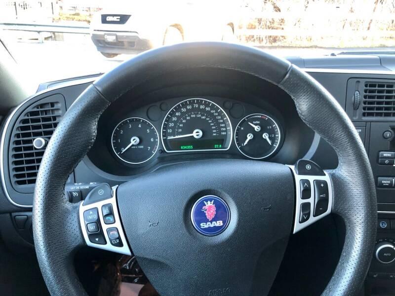 2011 Saab 9-3 Sport 4dr Sedan - East Barre VT