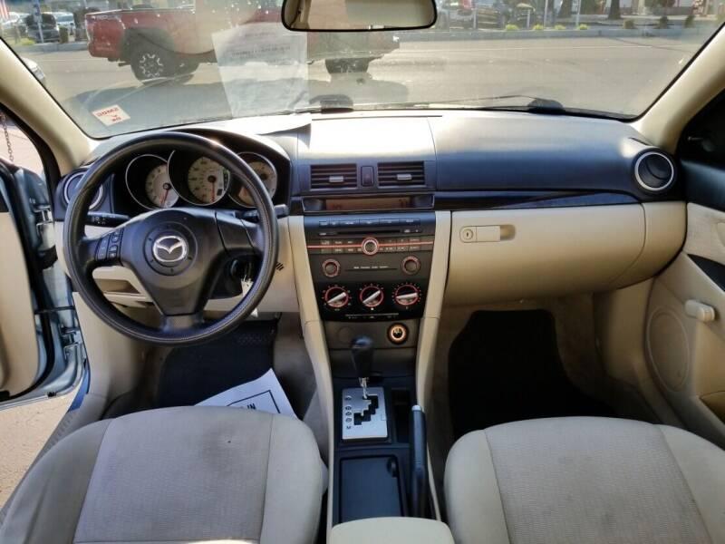 2008 Mazda MAZDA3 i Touring 4dr Sedan 4A - Hayward CA