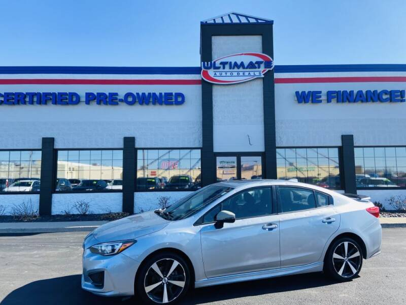 2017 Subaru Impreza for sale at Ultimate Auto Deals DBA Hernandez Auto Connection in Fort Wayne IN