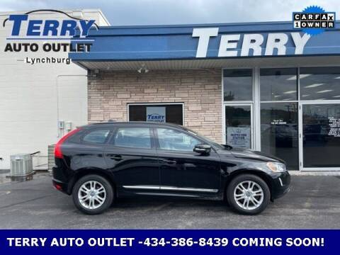 2016 Volvo XC60 for sale at Terry Auto Outlet in Lynchburg VA