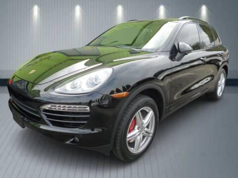 2013 Porsche Cayenne for sale at Klean Carz in Seattle WA