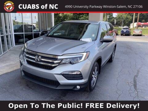 2018 Honda Pilot for sale at Summit Credit Union Auto Buying Service in Winston Salem NC