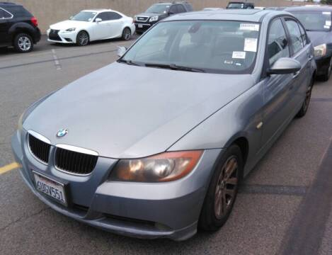 2006 BMW 3 Series for sale at SoCal Auto Auction in Ontario CA