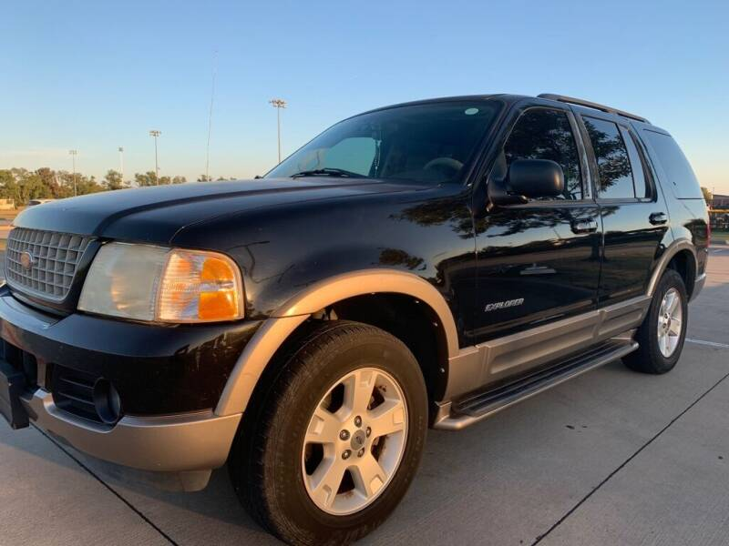 2004 Ford Explorer for sale at Driveline Auto Solution, LLC in Wylie TX