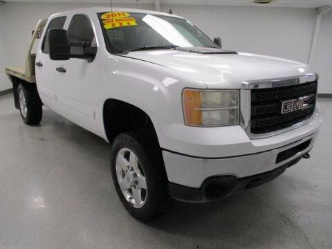 2011 GMC Sierra 2500HD for sale at Sports & Luxury Auto in Blue Springs MO