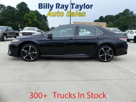 2019 Toyota Camry for sale at Billy Ray Taylor Auto Sales in Cullman AL