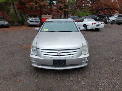 2006 Cadillac STS for sale at 1st Priority Autos in Middleborough MA