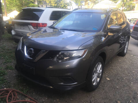 2014 Nissan Rogue for sale at MELILLO MOTORS INC in North Haven CT