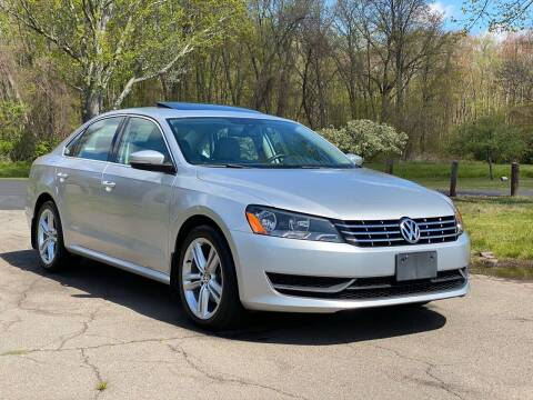 2014 Volkswagen Passat for sale at Choice Motor Car in Plainville CT