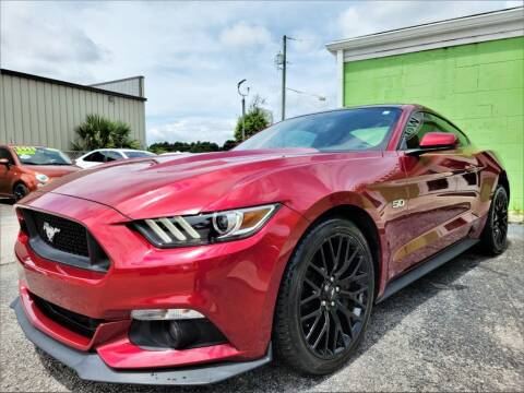 2017 Ford Mustang for sale at Caesars Auto Sales in Longwood FL