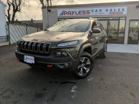 2015 Jeep Cherokee for sale at PAYLESS CAR SALES of South Amboy in South Amboy NJ