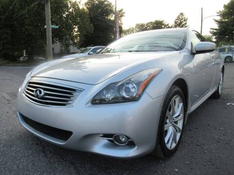 2012 Infiniti G37 Coupe for sale at PRESTIGE IMPORT AUTO SALES in Morrisville PA