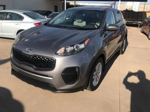 2017 Kia Sportage for sale at Town and Country Motors in Mesa AZ
