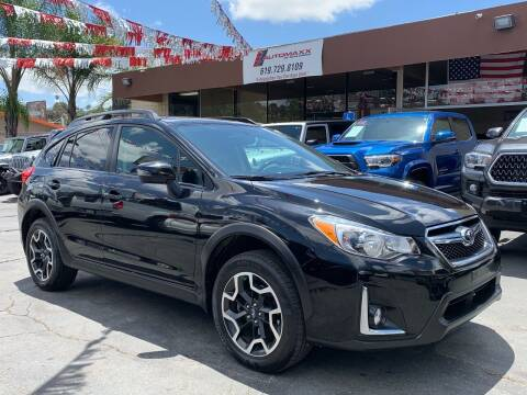 2016 Subaru Crosstrek for sale at Automaxx Of San Diego in Spring Valley CA